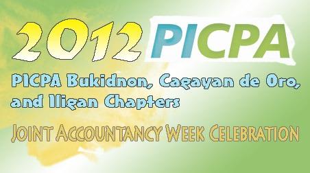 2012 Accountancy Week celebration