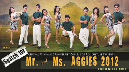 Mr. and Ms. Aggies 2012