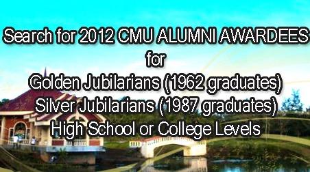 search for 2012 cmu alumni awardees