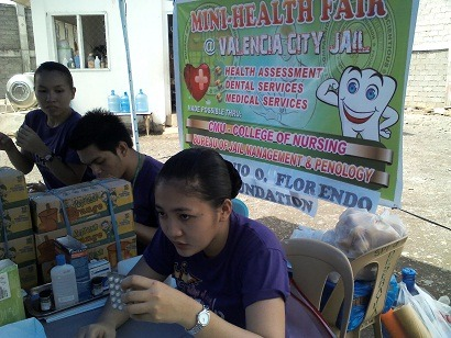 cmu nursing Health Fair 2