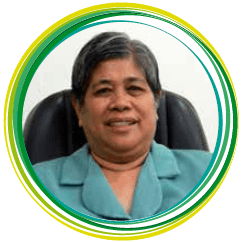 Dr. Luzviminda T. Simborio VP for Research and Extension