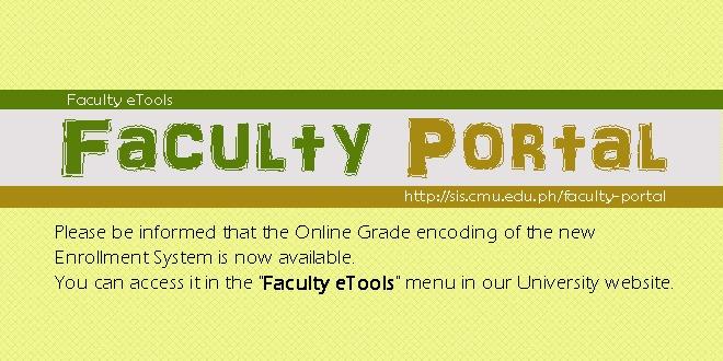 faculty portal copy