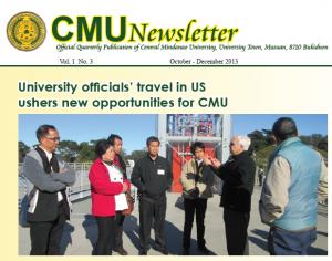 cmu newsletter v1n3