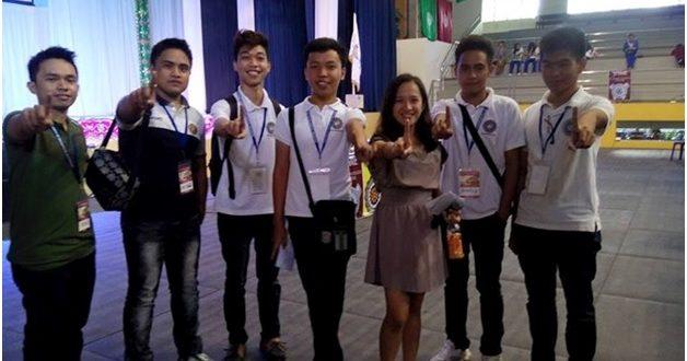 CMU-JPSME Champs 4th Mindanao PSME Convention Quiz Bowl
