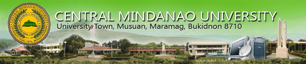 Central Mindanao University