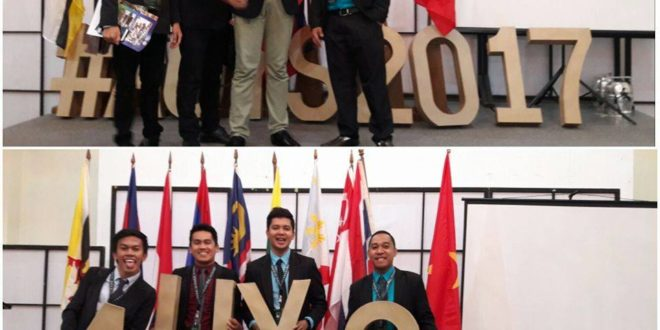 3 CMU reps join ASEAN Youth Summit