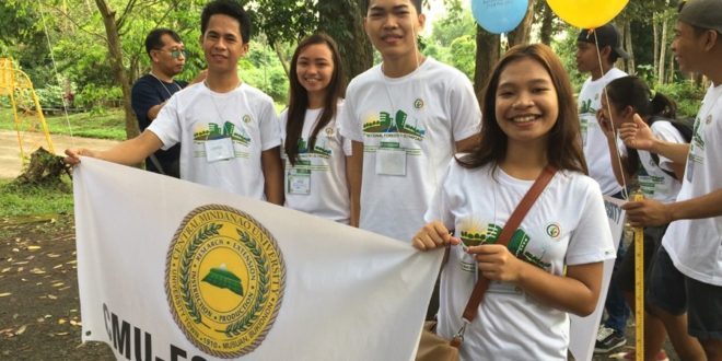 CMU ranks 3rd runner up in 12th National Forestry Olympiad