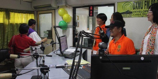 IN PHOTOS: DXMU-FM Turn-Over Ceremony