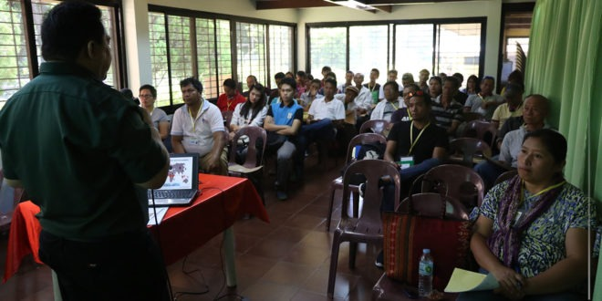 IN PHOTOS: Sustainable Cacao Production Training