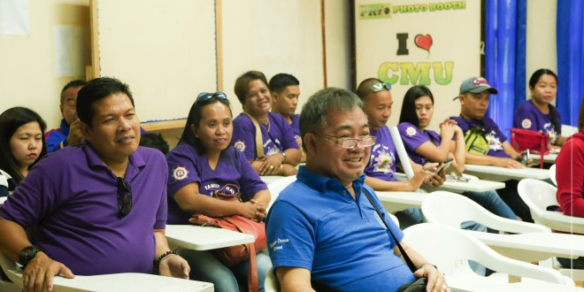 IN PHOTOS: Guests from Molave Vocational Technical School