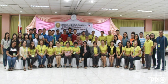 59 faculty, staff join seminar on public accountability