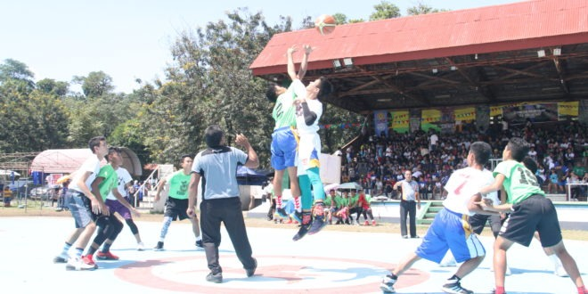 CMU SHS-JHS stands out for 1st Joint Palaro 2017