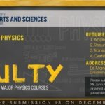 HIRING: Physics Instructors