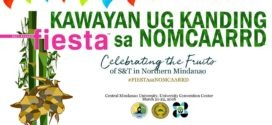 NOMCAARRD to hold first ever Kawayan ug Kanding Fiesta
