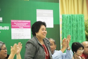 Dr. Soliven underscores challenges for academic excellence
