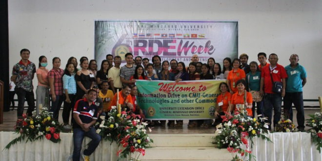 10 partner-agencies, exhibitors join 6th RDE week