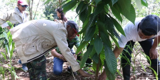 IN PHOTOS: Field visit to S&T Community-Based Farms (STCBF) in 4 LGU partners in Bukidnon