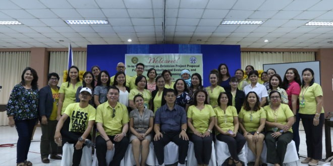 Extension Office conducts first In-service training
