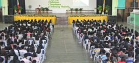 Students undergo half-day orientation