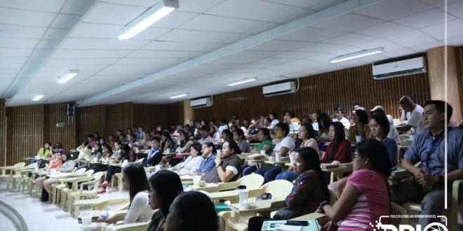 IN PHOTOS: CMU Employee Orientation