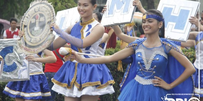 IN PHOTOS: Street Dancing and Float Parade Competition