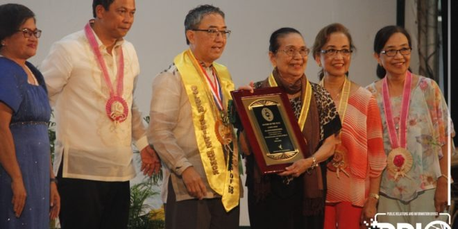 IN PHOTOS: Alumni Awards and Luncheon