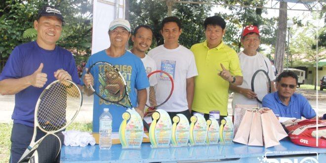 IN PHOTOS: Alumni Tennis Tournament