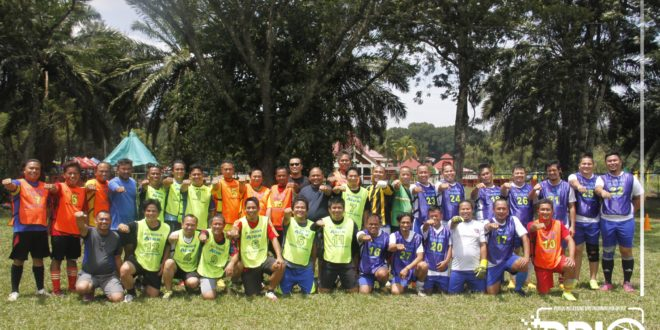 IN PHOTOS: Football Tournament of the alumni