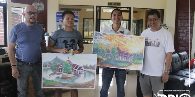 IN PHOTOS: Congratulations to all winners of the painting competition