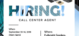 HIRING: LCTC Allied Services in partnership with CMU Alumni Association Inc.
