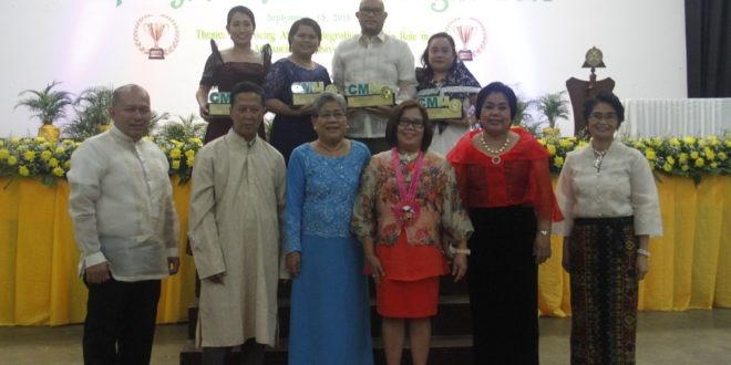 Employees, Awardees showcase ASEAN attire