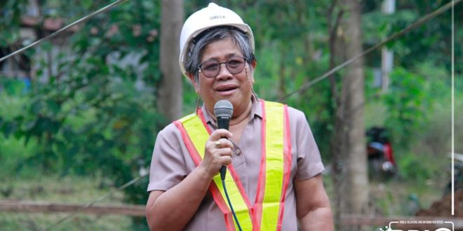 IN PHOTOS: Research, Development, and Extension (RDE) Multipurpose Activity Center ground breaking ceremony.