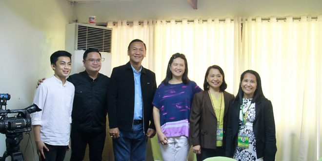 IN PHOTOS: GMA Network and Central Mindanao University have a partnership that aims to educate voters and to protect democracy through the upcoming coverage of Eleksyon 2019.