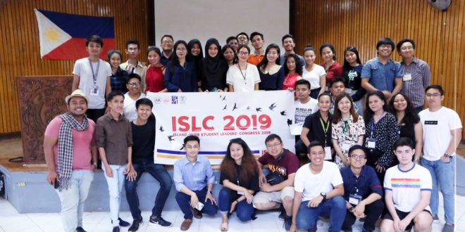 IN PHOTOS: Island-wide Student Leaders' Congress 2019