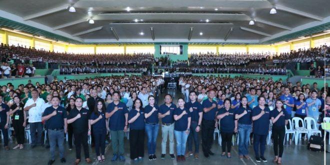 GMA Kapuso Campus Tour wraps up at CMU