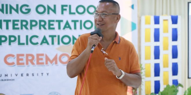 IN PHOTOS: Stakeholders Training on Flood Hazard Mapping, Interpretation, Analysis, and Application cum Map Turn-over Ceremony.