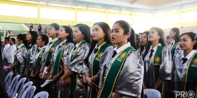 IN PHOTOS: CMULHS Thanksgiving & Recognition Program