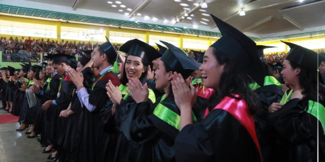 IN PHOTOS: CMU's 65th Commencement Exercises