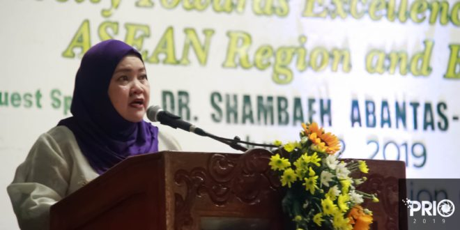 SHS Commencement Speaker urges Graduates to advocate Peace, Unity in Diversity