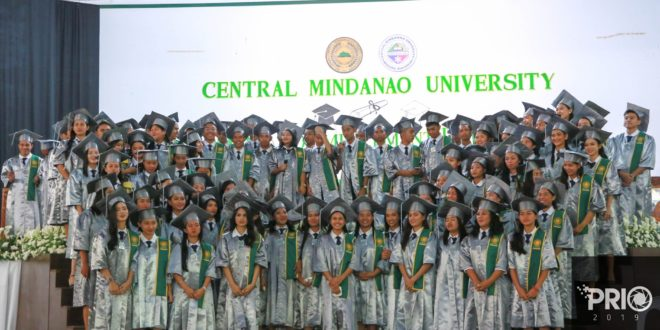 IN PHOTOS: CMULHS 65th Commencement Exercises