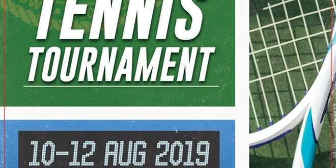 LOOK: CMU Musuan age-groups for Tennis Tournament