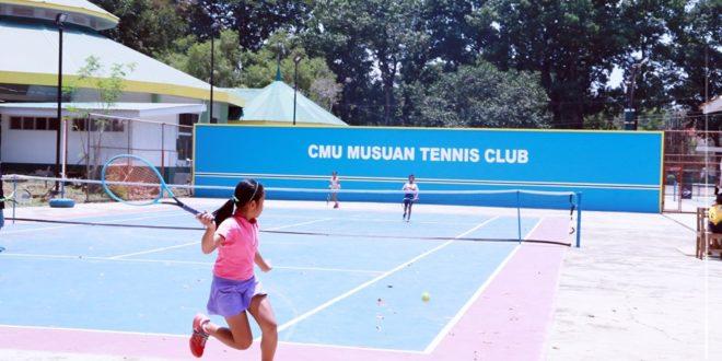 IN PHOTOS: CMU Musuan Age-groups Tennis Tournament Part 2