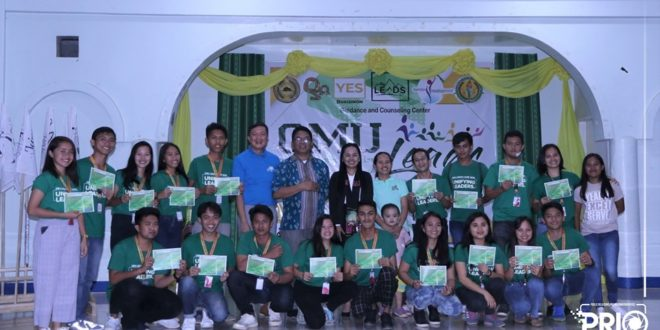 IN PHOTOS: Awarding and Closing Program of the CMU LEADS ( Day 3)