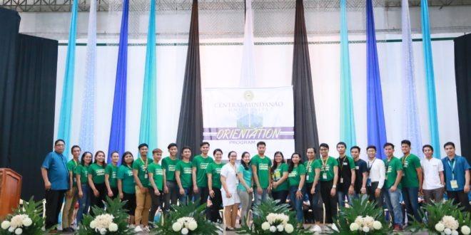 IN PHOTOS: The University Orientation September 3, 2019