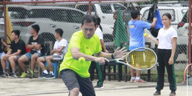 IN PHOTOS: The Unified Foundation Tennis Tournament 2019 held at the Tennis Court, September 13