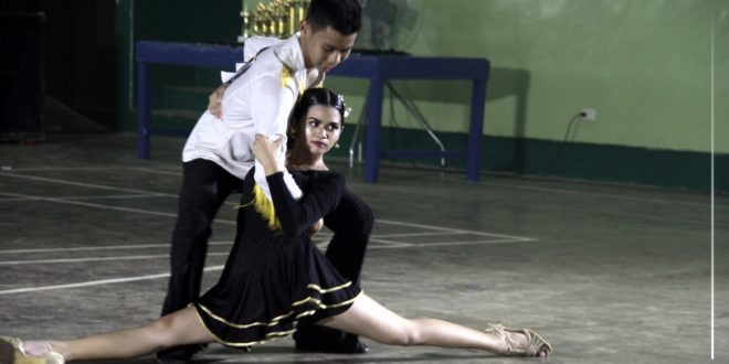 IN PHOTOS: CMULHS-CMU SHS showcased their splendid dance moves during the PALARO 2019 Dancesports and Contemporary Dance Competition