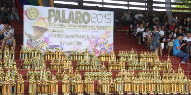 IN PHOTOS: The Awarding Ceremony of the recently concluded PALARO 2019.