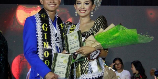 IN PHOTOS: The 18 stunning candidates of Ginoo at Binibining PALARO 2019 reigned the University Convention Center in their Vintage attire.