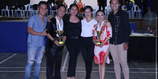 IN PHOTOS: 5 competing teams from 9 colleges showcased their groovy moves during the Dancesport Competition as one of the highlights of the PALARO 2019