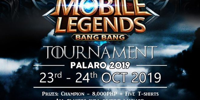 LOOK: Mobile Legends Tournament in CMU,  brought to you by the Supreme Student Council
